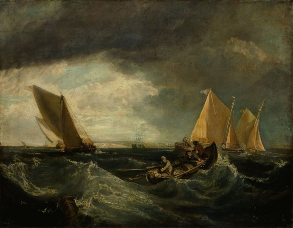 Augustus Wall Callcott - Sheerness and the Isle of Sheppey (after J.M.W. Turner).jpg