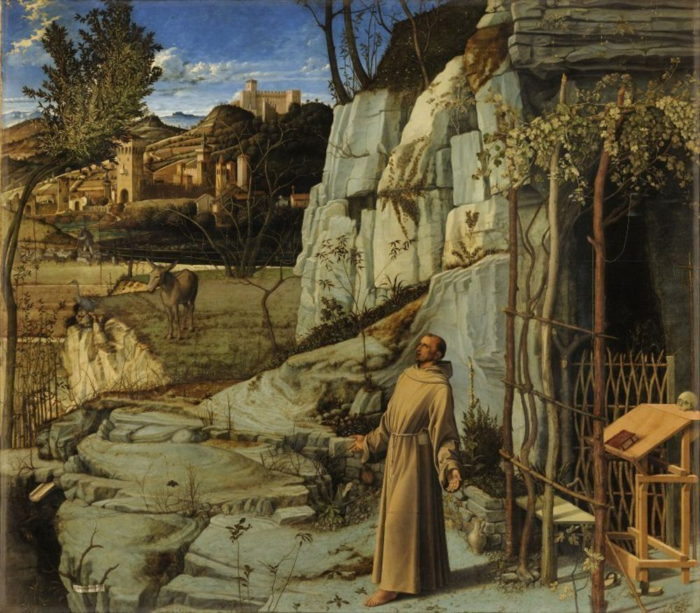 Giovanni Bellini - Saint Francis in the Desert.jpg